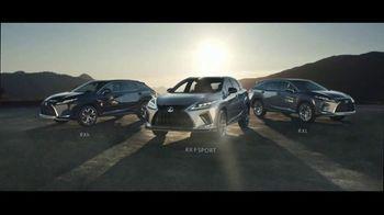 2020 Lexus RX TV Spot, 'Fearless Leader' [T1] - Thumbnail 10