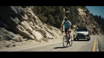 2020 Lexus RX TV Spot, 'Fearless Leader' [T1] - Thumbnail 2