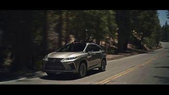 2020 Lexus RX TV Spot, 'Fearless Leader' [T1] - Thumbnail 5
