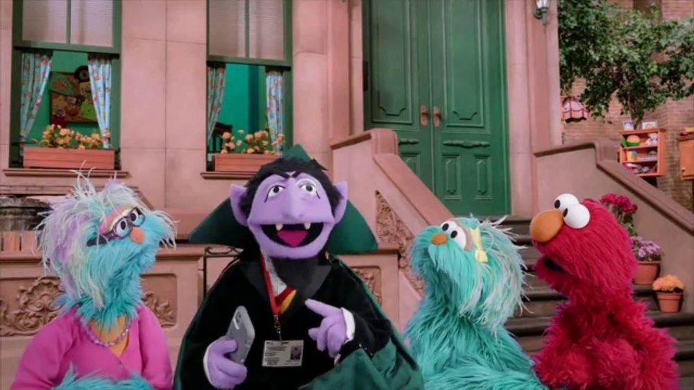 U.S. Census Bureau TV Commercial, 'Sesame Street: haz que tu familia cuente'