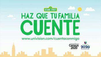 U.S. Census Bureau TV Spot, 'Sesame Street: haz que tu familia cuente' [Spanish] - Thumbnail 7