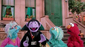 U.S. Census Bureau TV Spot, 'Sesame Street: haz que tu familia cuente' [Spanish]