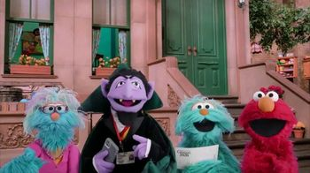 U.S. Census Bureau TV Spot, 'Sesame Street: haz que tu familia cuente' [Spanish] - Thumbnail 6