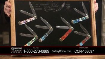 Cutlery Corner Michael Prater H&R Collector Club Collection TV Spot, 'Exclusive to You' - Thumbnail 10