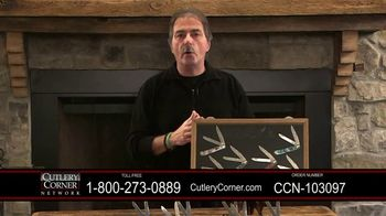Cutlery Corner Michael Prater H&R Collector Club Collection TV Spot, 'Exclusive to You' - Thumbnail 4