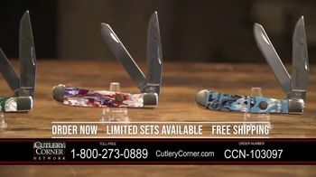 Cutlery Corner Michael Prater H&R Collector Club Collection TV Spot, 'Exclusive to You' - Thumbnail 7