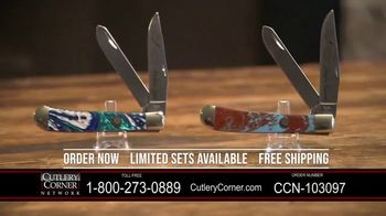 Cutlery Corner Michael Prater H&R Collector Club Collection TV Spot, 'Exclusive to You' - Thumbnail 8