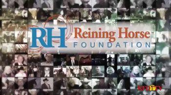 Reining Horse Foundation TV Spot, 'Honoring Our Reining Community' - Thumbnail 1