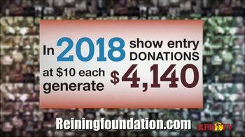 Reining Horse Foundation TV Spot, 'Honoring Our Reining Community' - Thumbnail 2