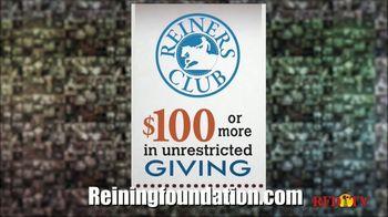 Reining Horse Foundation TV Spot, 'Honoring Our Reining Community' - Thumbnail 3