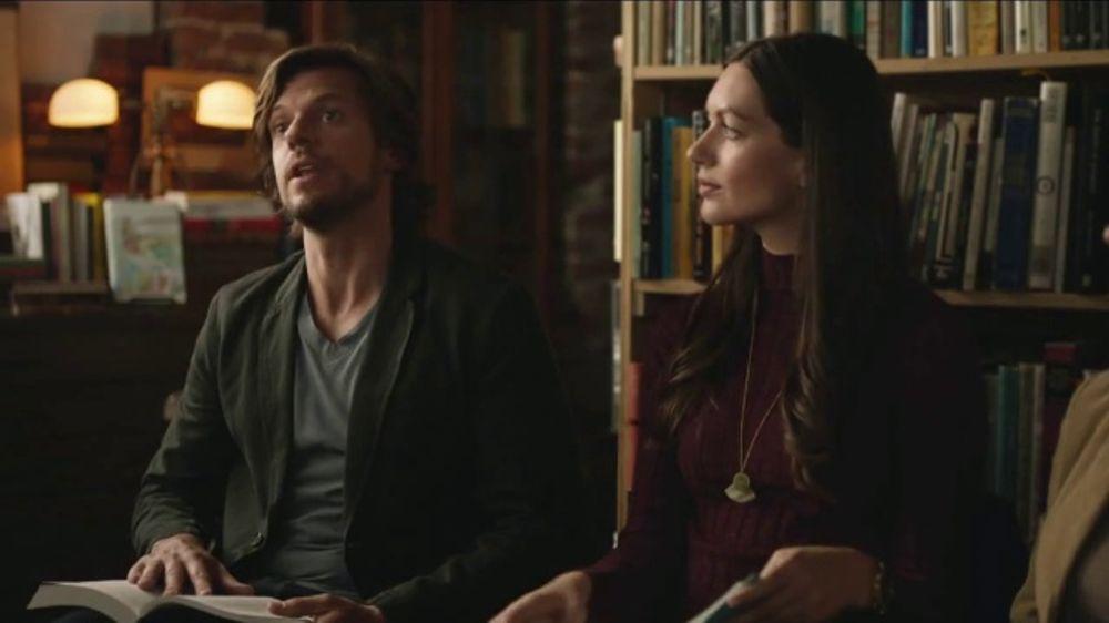 Lexus NX TV Commercial, 'Book Review' [T1]