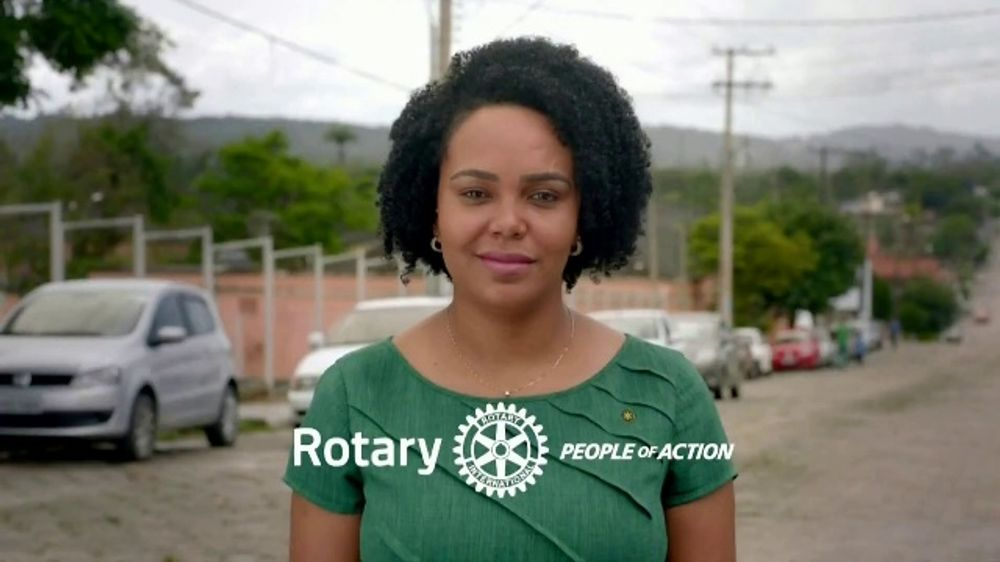 Rotary International TV Commercial, 'People of Action'