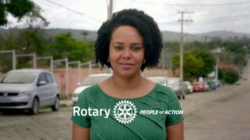 Rotary International TV Spot, 'People of Action'