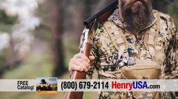 Henry Repeating Arms TV Spot, 'Over 200 Models to Choose From' - Thumbnail 2