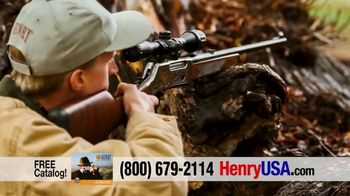 Henry Repeating Arms TV Spot, 'Over 200 Models to Choose From' - Thumbnail 4