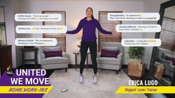 Planet Fitness TV Spot, 'Bringing the Workout to You: Home Work-Ins'