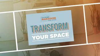 Wayfair TV Spot, 'HGTV: Extreme Makeover Home Edition: Transform Your Space' - Thumbnail 1