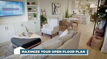 Wayfair TV Spot, 'HGTV: Extreme Makeover Home Edition: Transform Your Space' - Thumbnail 2