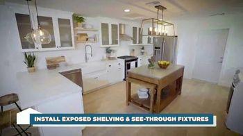 Wayfair TV Spot, 'HGTV: Extreme Makeover Home Edition: Transform Your Space' - Thumbnail 4