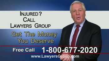 Lawyers Group TV Spot, 'Get the Money You Deserve' - Thumbnail 10