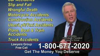 Lawyers Group TV Spot, 'Get the Money You Deserve' - Thumbnail 4