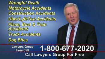 Lawyers Group TV Spot, 'Get the Money You Deserve' - Thumbnail 5