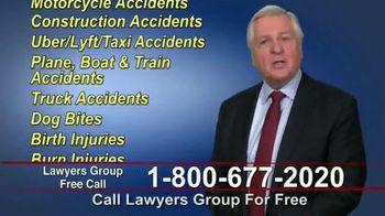 Lawyers Group TV Spot, 'Get the Money You Deserve' - Thumbnail 6