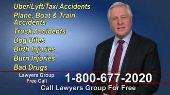 Lawyers Group TV Spot, 'Get the Money You Deserve' - Thumbnail 7