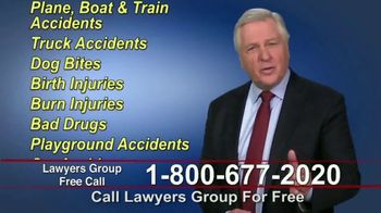 Lawyers Group TV Spot, 'Get the Money You Deserve' - Thumbnail 8