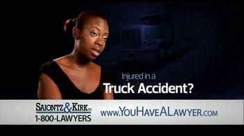 Saiontz & Kirk, P.A. TV Spot, 'Dangerous' - Thumbnail 1