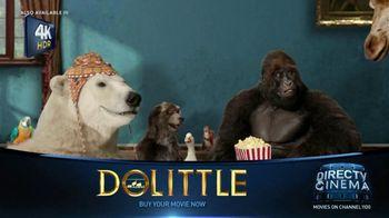 DIRECTV Cinema TV Spot, 'Dolittle' - Thumbnail 1