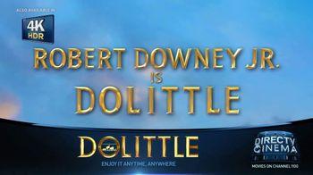 DIRECTV Cinema TV Spot, 'Dolittle'