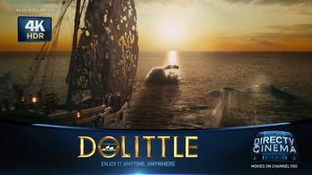 DIRECTV Cinema TV Spot, 'Dolittle' - Thumbnail 4