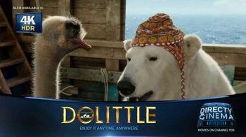 DIRECTV Cinema TV Spot, 'Dolittle' - Thumbnail 5