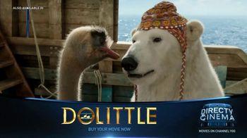 DIRECTV Cinema TV Spot, 'Dolittle' - Thumbnail 6