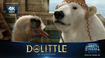 DIRECTV Cinema TV Spot, 'Dolittle' - Thumbnail 7