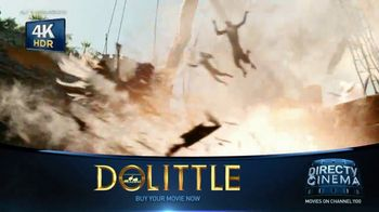 DIRECTV Cinema TV Spot, 'Dolittle' - Thumbnail 8