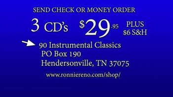 Reno's Old Time Music TV Spot, 'Instrumentals' - Thumbnail 5