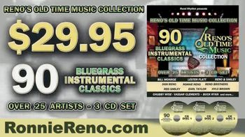 Reno's Old Time Music TV Spot, 'Instrumentals'