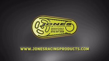 Jones Racing Products TV Spot, 'Efficient Cooling System' Featuring Ricky Thornton Jr. - Thumbnail 1