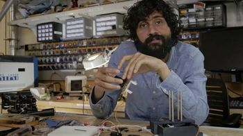 Stanford University TV Spot, 'The Next Great Discovery: Low Cost Instruments, Rock Physics'