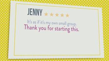 Joyce Meyer's Talk It Out Podcast TV Spot, 'Small Group' - Thumbnail 2