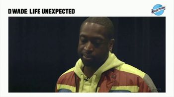 Blue Moon TV Spot, 'Dwyane Wade: Life Unexpected' - 2 commercial airings