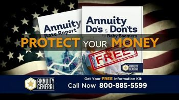 Annuity General TV Spot, 'No Way to Ignore It' - Thumbnail 8