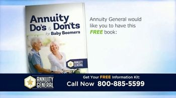 Annuity General TV Spot, 'No Way to Ignore It' - Thumbnail 3