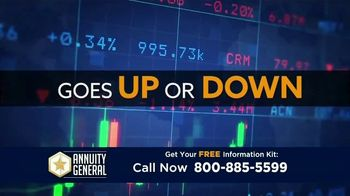 Annuity General TV Spot, 'No Way to Ignore It' - Thumbnail 4