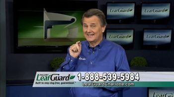 LeafGuard Charlotte Spring Blowout Sale TV Spot, 'Keep Your Gutters Clean: Free Leaf Blower'