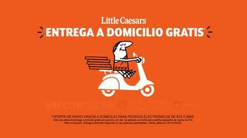 Little Caesars Pizza TV Spot, 'Tranquilidad, siempre' [Spanish] - Thumbnail 9
