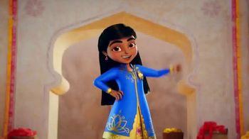 DisneyNOW TV Spot, 'Mira: Royal Detective: On the Case' - Thumbnail 1