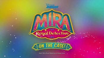 DisneyNOW TV Spot, 'Mira: Royal Detective: On the Case' - Thumbnail 6